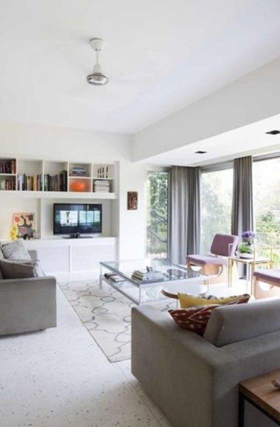 дизайн- ремонт двухкомнатной квартиры
