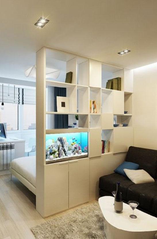 дизайн-ремонт однокомнатной квартиры