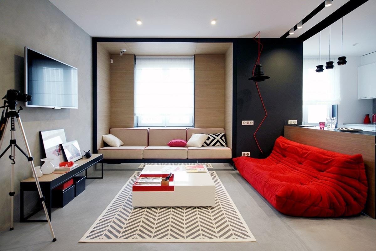 дизайн квартир под ключ