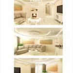 Дизайн Проект ЖК ОЛИМПИЯ в Тюмени готовый проект