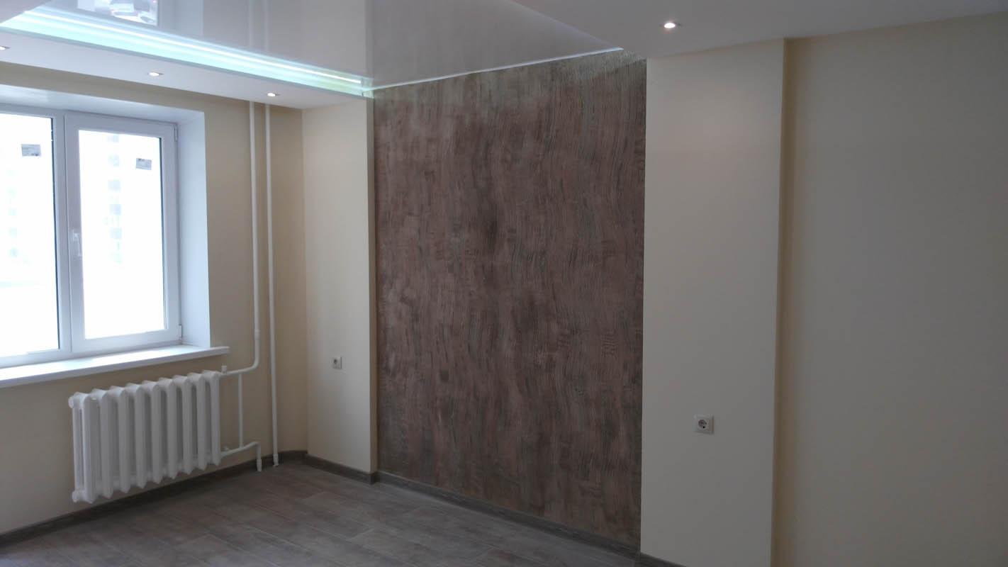 Проект по отделке квартиры в ЖК Плеханово Декор стен