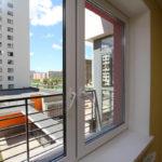 Отделка квартире в эконом сегменте Квартира в ЖЕ Европейском ремонт и отделка под ключ в Тюмени окна