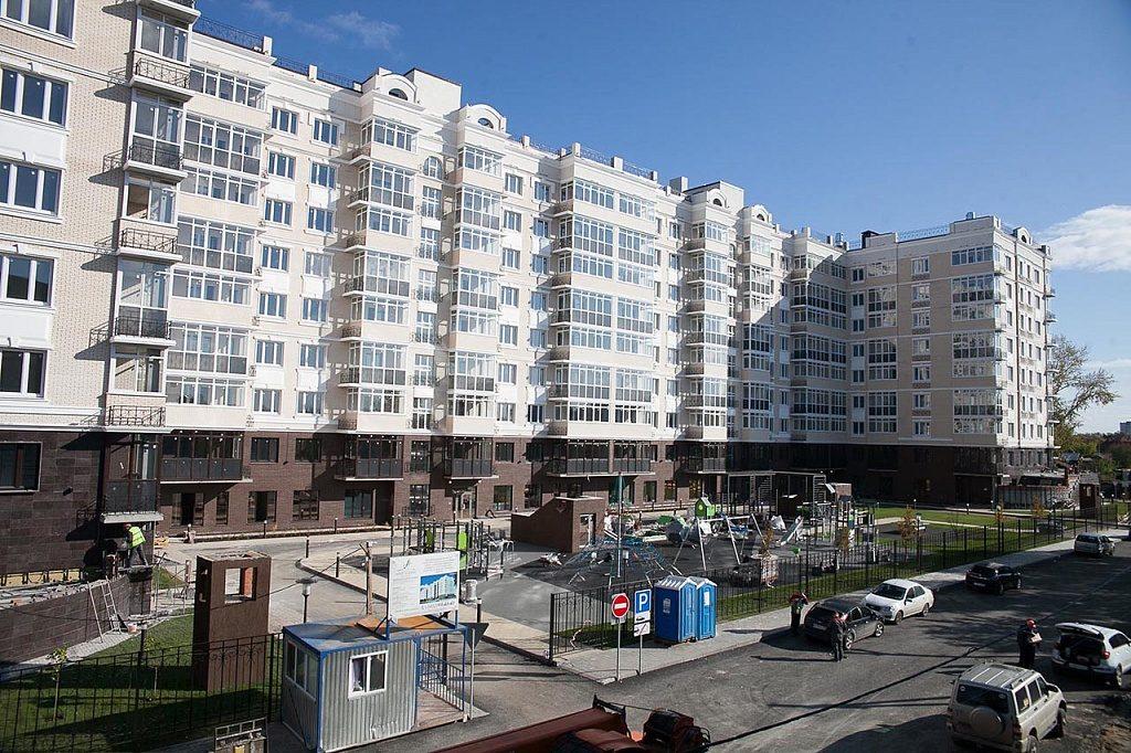 Реализованные проекты по отделке квартир ЖК Аристократ