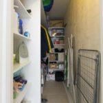 Ремонт и отделка квартиры в ЖК 5 квартал без дизайн проекта под ключ кладовая