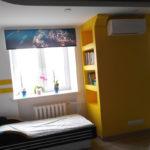 ЖК Аристократ отделка квартиры в Тюмени для детской