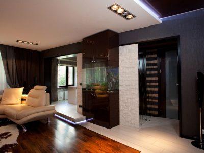Стандартный ремонт в квартире