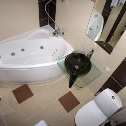 Ремонт и отделка ванных комнат под ключ