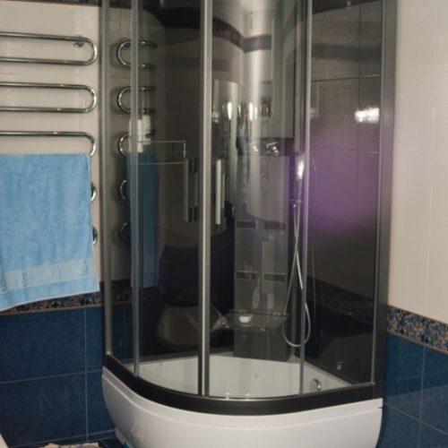 Ремонт и отделка ванных комнат под ключ 6