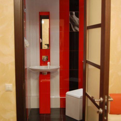 Ремонт и отделка ванных комнат под ключ 4